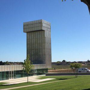 torre lamiera stirata Chȃteau Gruaud Larose Fratelli Mariani
